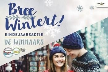 Winnaars eindejaarsactie Bree Wintert 2020