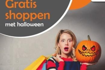 Winnaars Gratis Shoppen met Halloween