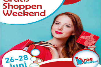 Winnaars Gratis Shoppen Weekend